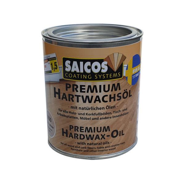 saicos hårdvaxolja pigmenterad 0,75 lit