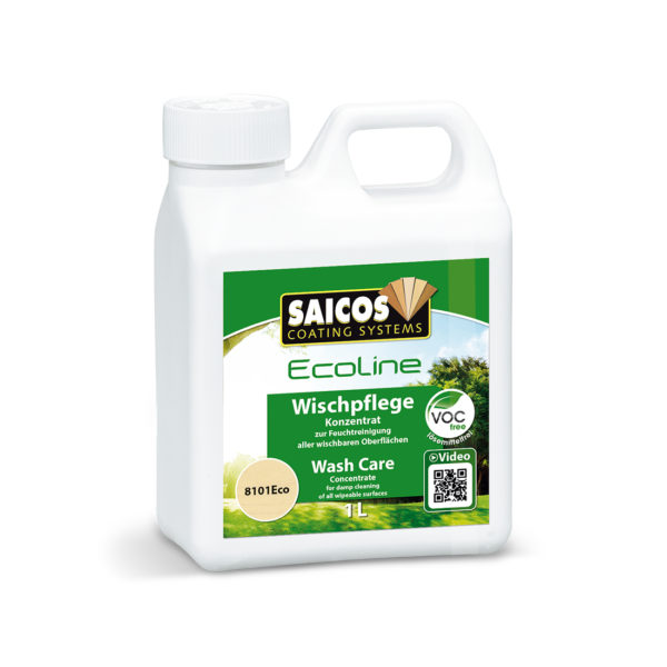 saicos wash care golvrengöring