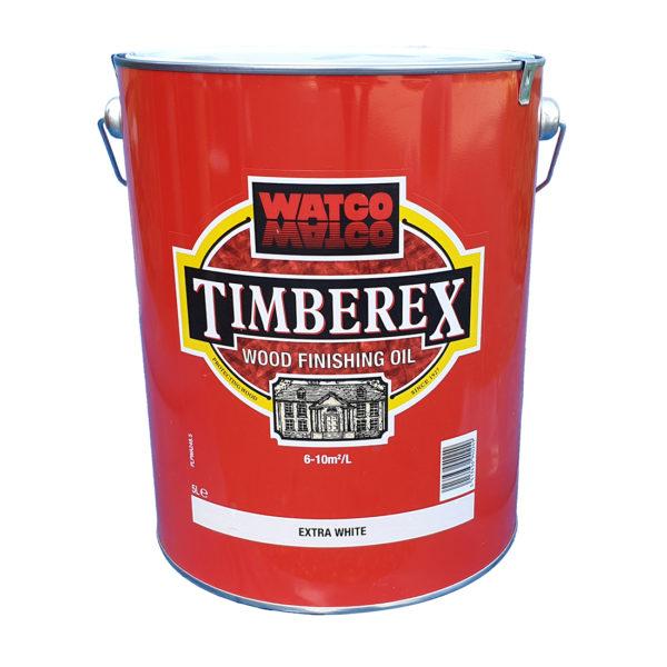timberex pigmenterad extra white