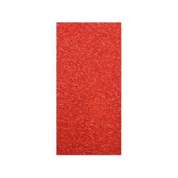 Polerpad röd 250x125