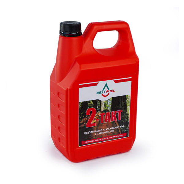 2-takt 5 liter alkylatbensin