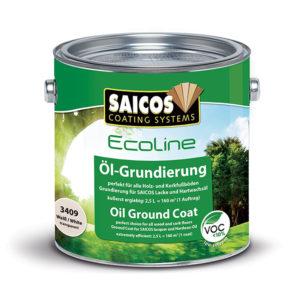 Saicos ecoline 3409 vit oljegrund