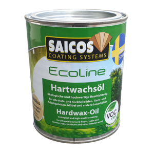 Saicos hårdvaxolja ecoline 3600