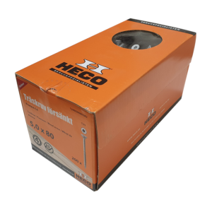 Träskruv 5x80 200st Heco Protect 4 TFT